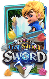 Gem Saviour Sword