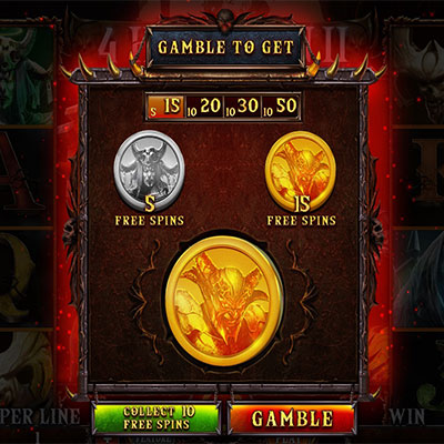 GAMBLE TO GET 2